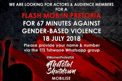 CreativeBrief_TotalShutdown_Pretoria