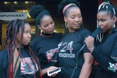 Thandiswa Mazwai concert